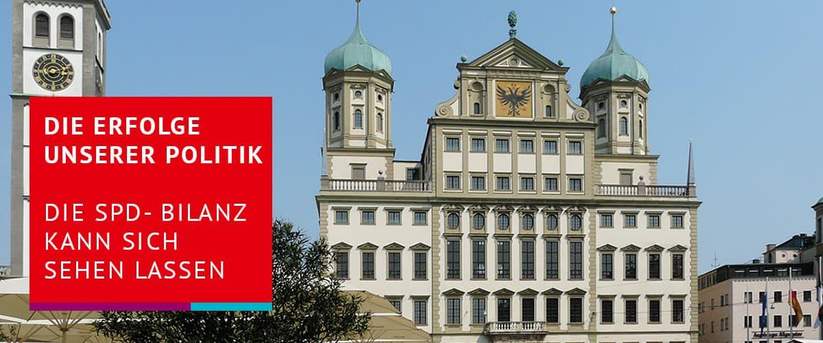 SPD-Fraktion Augsburg zieht erfolgreiche Halbzeitbilanz